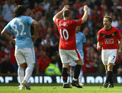 VIEW FROM THE ENEMY: City Fan On Rooney Shirt, Kinkladze and Crisis