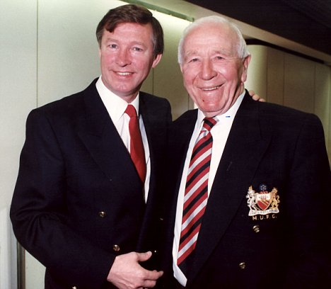 Sir Alex: I Enjoyed Having A Cuppa With Sir Matt