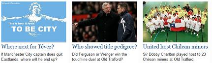 The Telegraph Uses Our Tevez Posters
