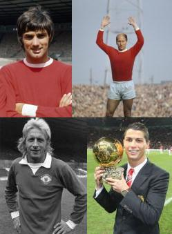 STATS: United Represented With Every Ballon d'Or Winner