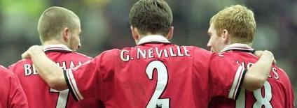 Fergie: Becks Is Near The End… Like Giggs, Scholes and Nev