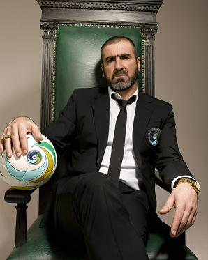 PICTURE: Cantona Makes Bizarre Return To Football