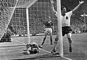 Nat Lofthouse, United and the Bolton 1958 FA Cup Final‏