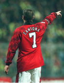 Cantona: Honour To Wear United's Number 7