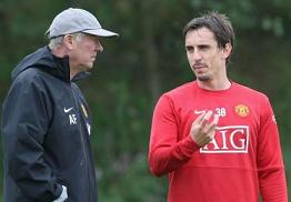 Fergie: United Will Find A Way To Keep GNev