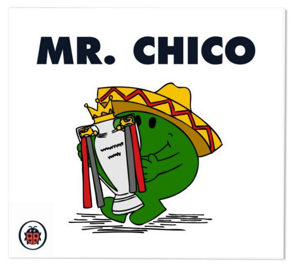 Introducing… Mr Chico