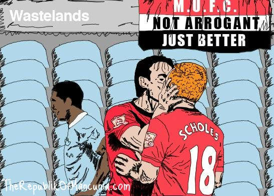 PICTURE: Scholes Best Moment On Paint