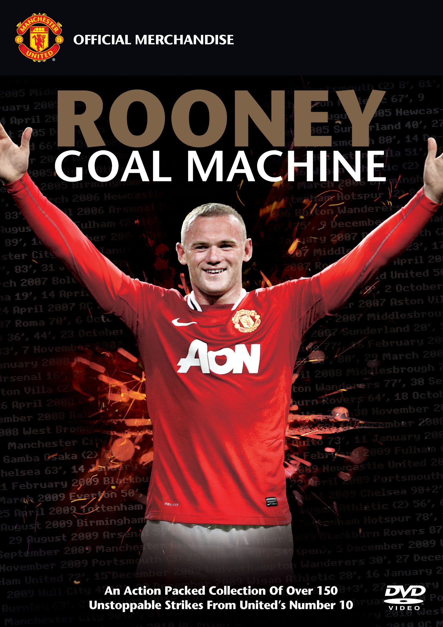 COMPETITION: Rooney Goal Machine