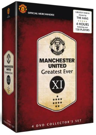 COMPETITION: Win Manchester United Greatest XI DVD