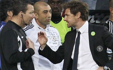 AVB Timeline: Is Chelsea Boss The New Benitez?