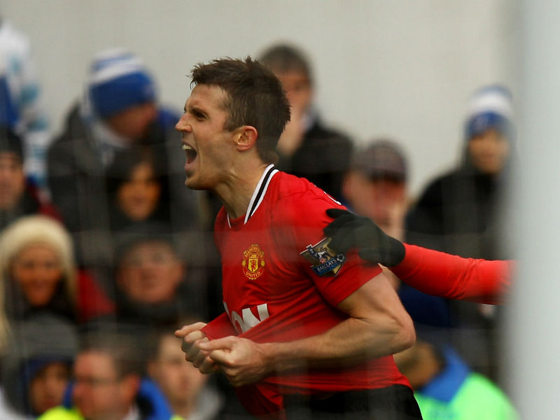Fergie: Time For Carrick To Be Our Midfield General