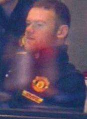 Rooney, Evans and Gibson Axed After Boxing Day Night Out