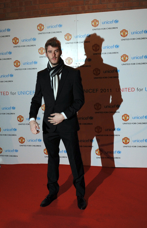 PICTURES: Players At United UNICEF Event