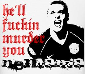 Vida: I Tackle But I'm No Killer