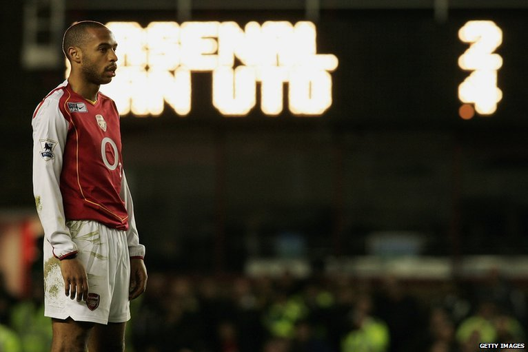 Welcome Back Thierry – we missed you so much!