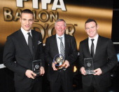 Rooney and Vida In FIFA World XI