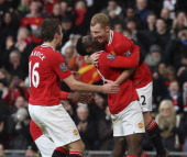 Carrick: Fans Reception For Scholes Was Fantastic