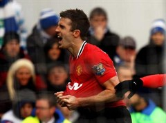 STATS: Michael Carrick Has Been Ridiculously Good