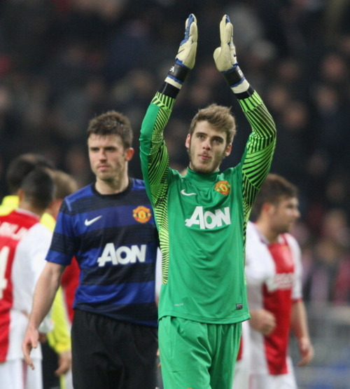 De Gea: It's Special To Have Fans' Support