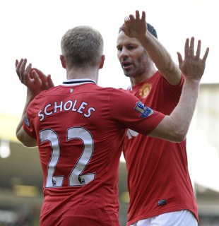 Bruce: Giggs and Scholes Stand Out From All The Rest