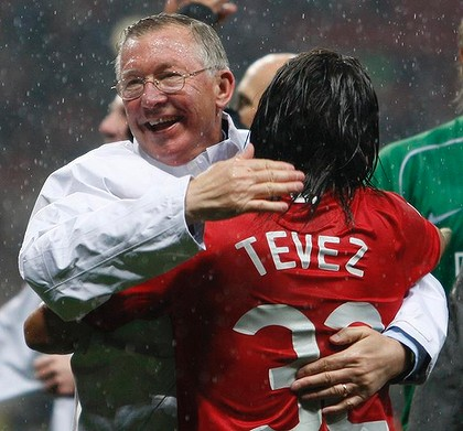 Evra: Tevez Is Disrespectful