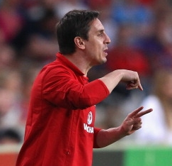 GNev: No Egos With England