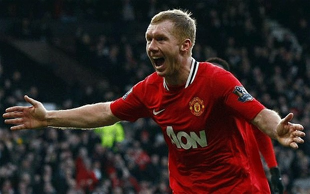 STATS: Scholes' Season In Full In Comparison To Others