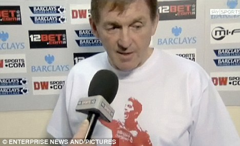 Fergie: Suarez Incident Got Dalglish Sacked