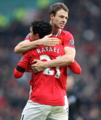 Rafael: I Love Playing For Manchester United