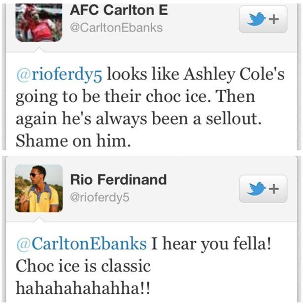FA Charge Rio Ferdinand