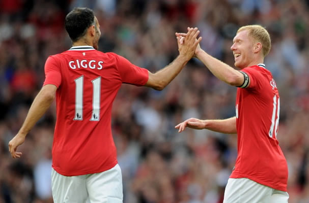 Fergie: I'm Lucky To Have Devoted Players Like Scholes And Giggs