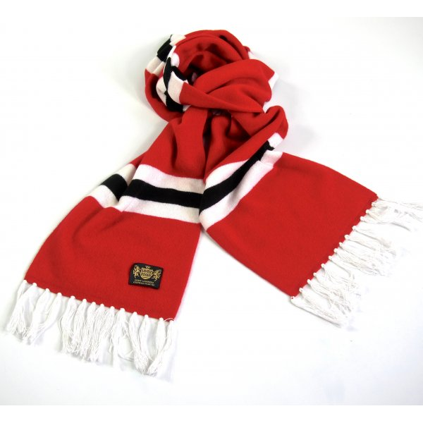 Competition: Win a Savile Rogue scarf in United colours