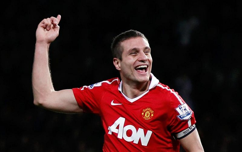 Vidic: We Will Be Proud Of United Fans