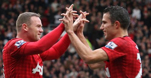 andy cole united striker partner