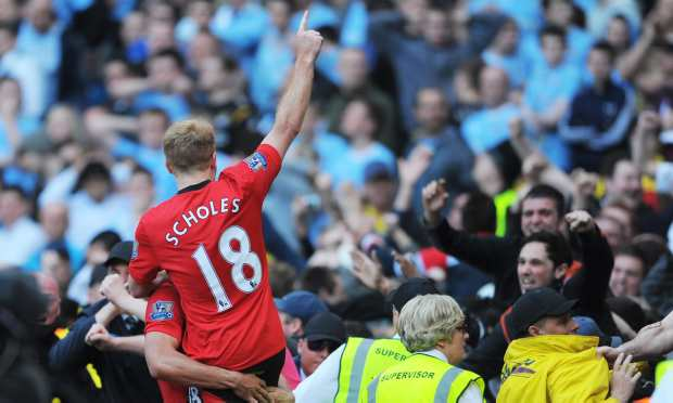 Scholes: Manchester Means Everything To Me
