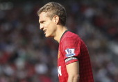 Vidic Not Thinking Of Juve Or Barca