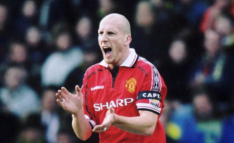 The Truth About Selling Jaap Stam and How He Wanted To Stay Forever