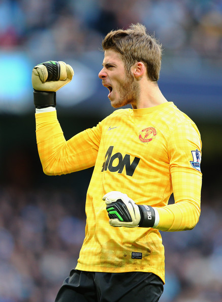 De Gea: I Feel At Home At United