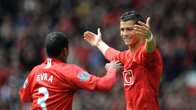 Evra: Ronaldo Loves And Misses United