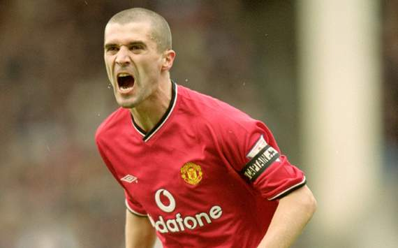 "For Roy Keane: ""Hail to the Tempest"""