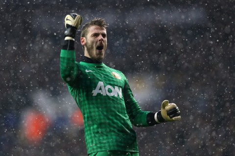 De Gea: I'm Still First Choice