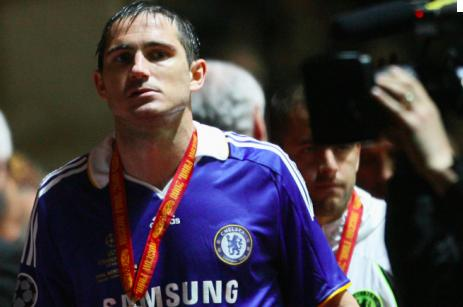 Frank Lampard To United?