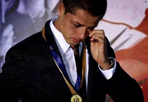 Chicharito – Mexican Athlete Of The Year