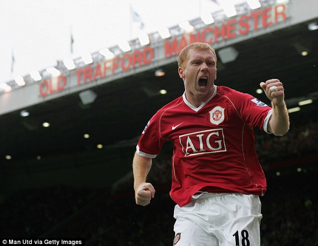 Scholes: Liverpool Bigger Rivals Than City