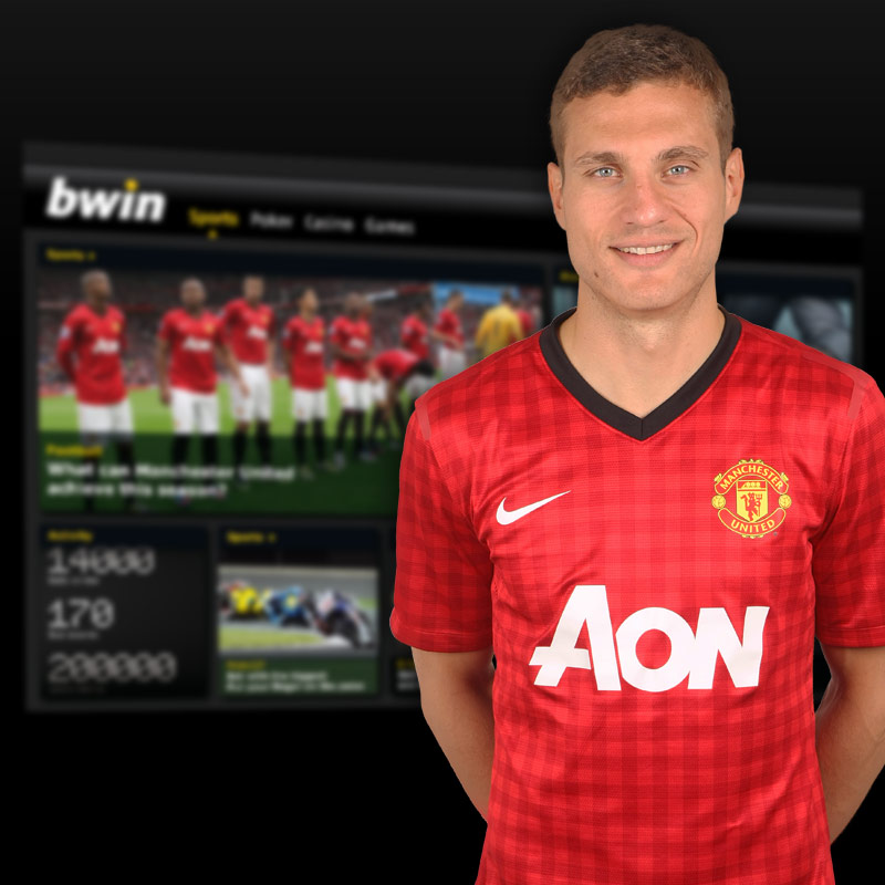 Vidic: I'm A Defender, I Don't Have Skills!