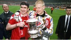 Schmeichel: FA Cup Degraded By United's Absence