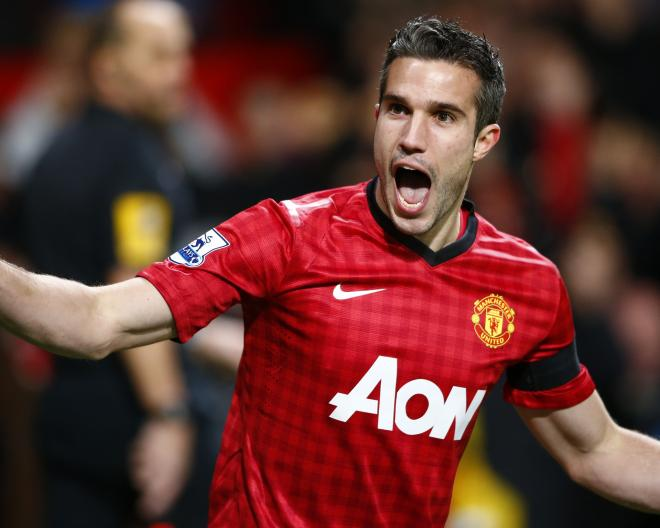 Could RvP be the next winner of the Ballon d'Or?