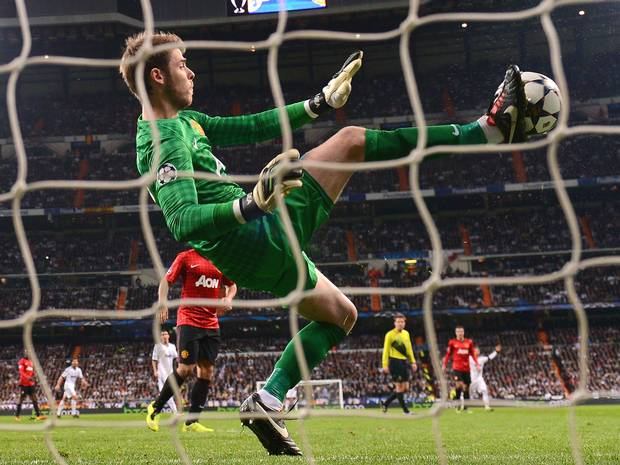 De Gea: Every Day I'm Happier In Manchester