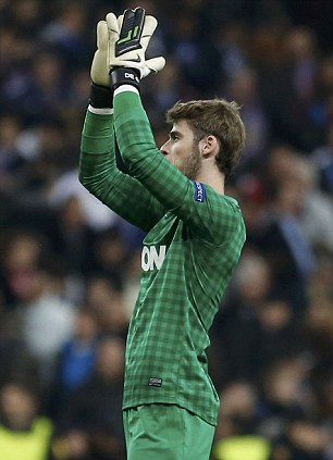 Fergie: De Gea Is Not The Finished Article Yet