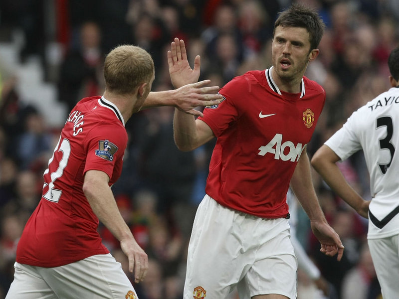 Carrick: My Chant Must Be Tongue-In-Cheek!